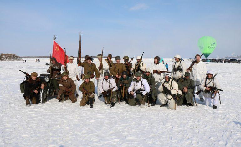 Бой за Восточную Пруссию устроили в пригороде Хабаровска (ФОТО;ВИДЕО)