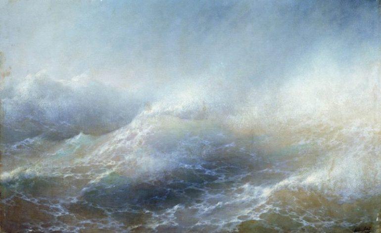 Одну из последних картин Айвазовского можно увидеть в Хабаровске