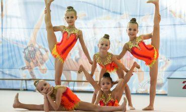 Спортивные секции художественной гимнастики