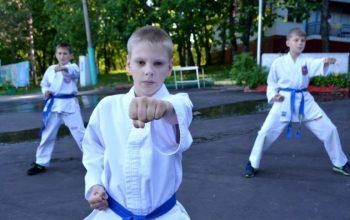 Спортивные секции для детей в Хабаровске: тхэквондо ГТФ
