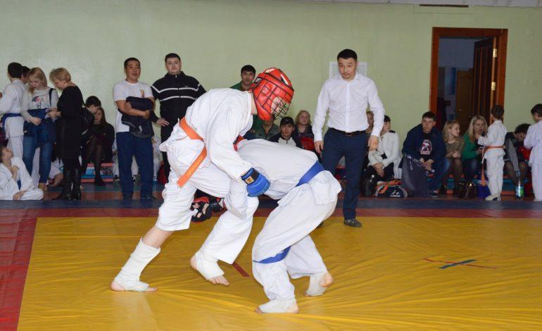 Городские соревнования по каратэ собрали полторы сотни участников