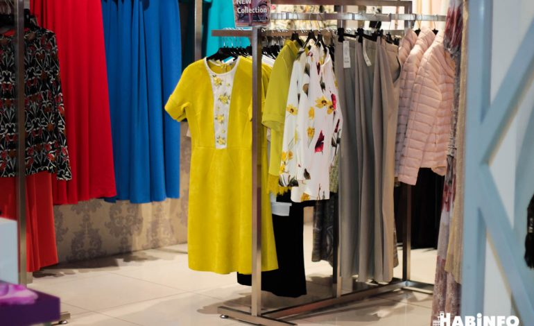 Весенний гардероб хабаровчан (ФОТОРЕПОРТАЖ)