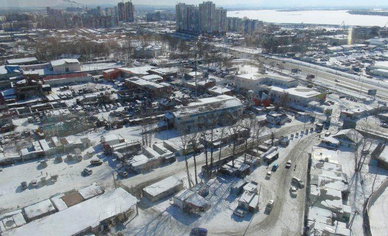 В Хабаровске разворачивается борьба за место под солнцем