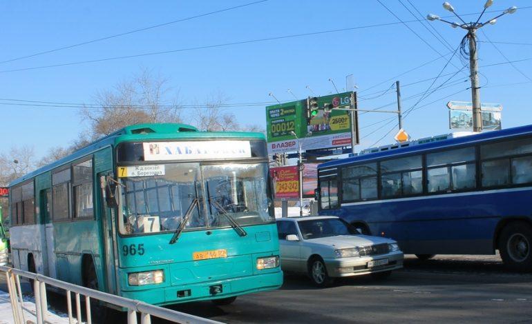 ТОП-5 самых популярных жалоб хабаровчан на общественный транспорт