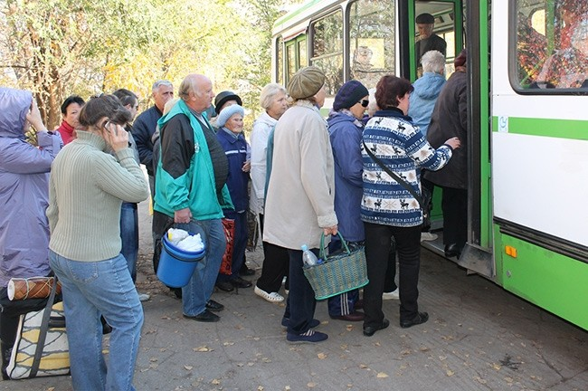 Компенсация проезда на дачи жителям Хабаровска