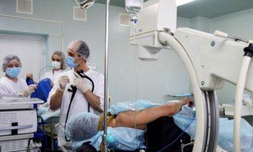 Хабаровские врачи осваивают новую методику эндоскопических операций