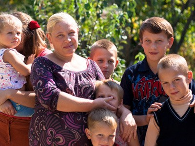 Многодетным матерям положена досрочная пенсия
