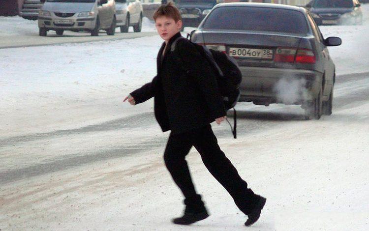 Опасная игра набирает обороты: в Хабаровске участились случаи ДТП с участием детей