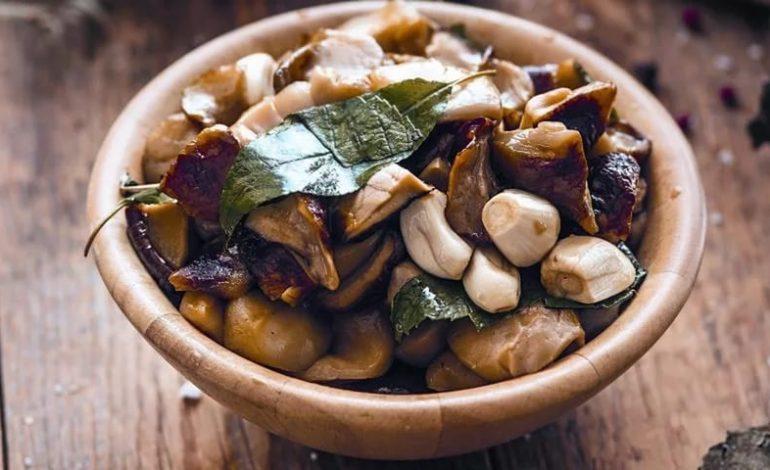 Шиитаке можно солить как белые грибы и подосиновики