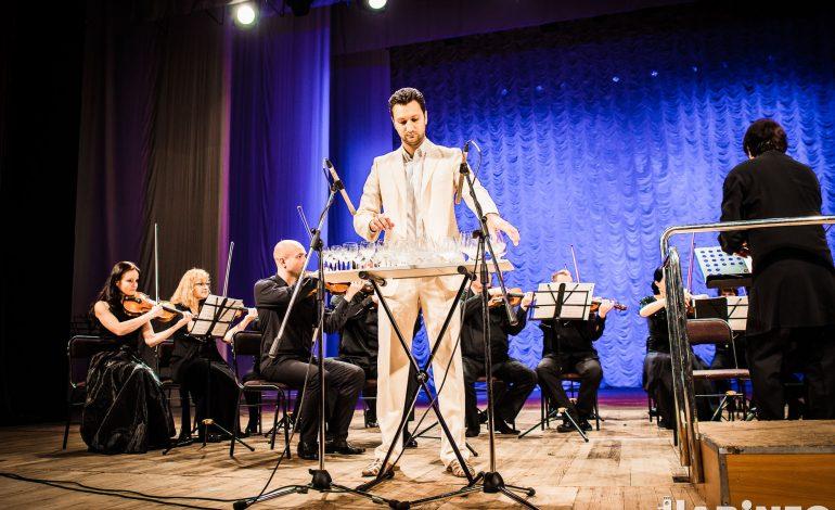Игрой на стеклянной арфе открылся VII Международный музыкальный фестиваль в Хабаровске