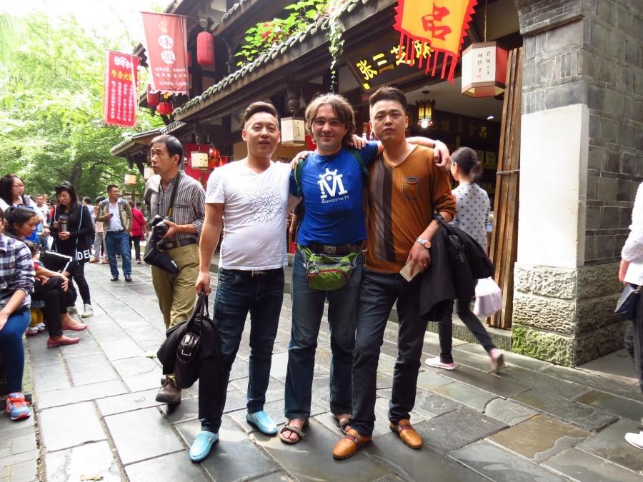 Путеводитель поездка китай