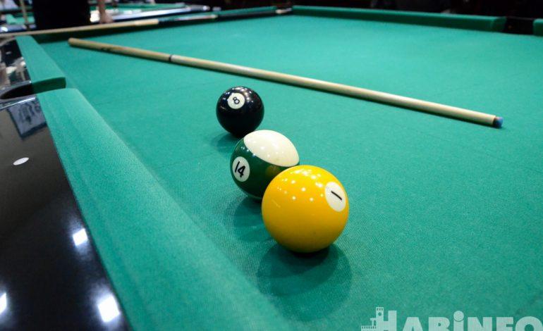 Открытый турнир по бильярду среди инвалидов стартовал в Хабаровске