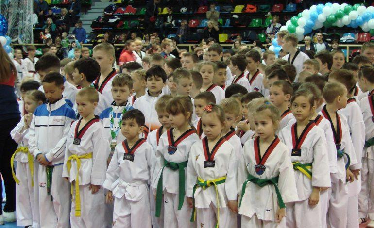 Международный фестиваль тхэквондо ВТФ прошел в Хабаровске (ФОТО)