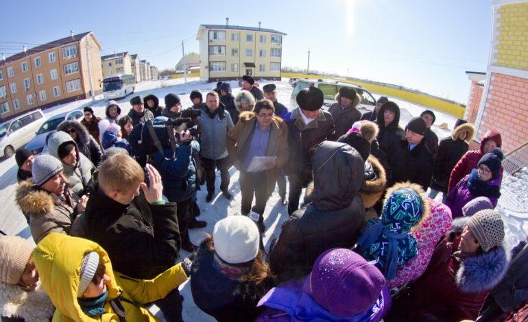 В Хабаровске решат жилищные проблемы жителей микрорайона «Солнечный город»
