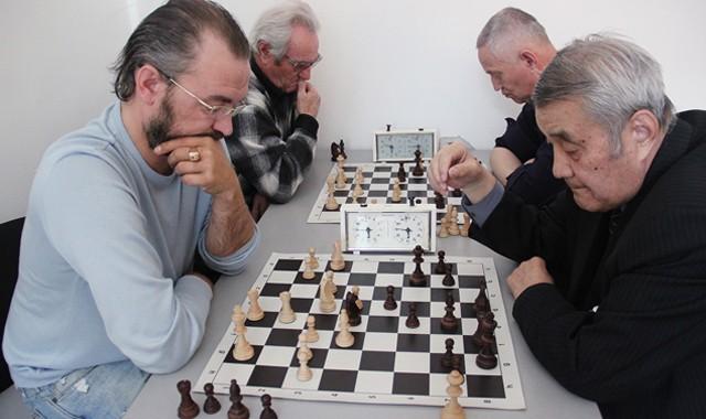 В Хабаровске прошел турнир по шахматам среди лиц с ограниченными возможностями