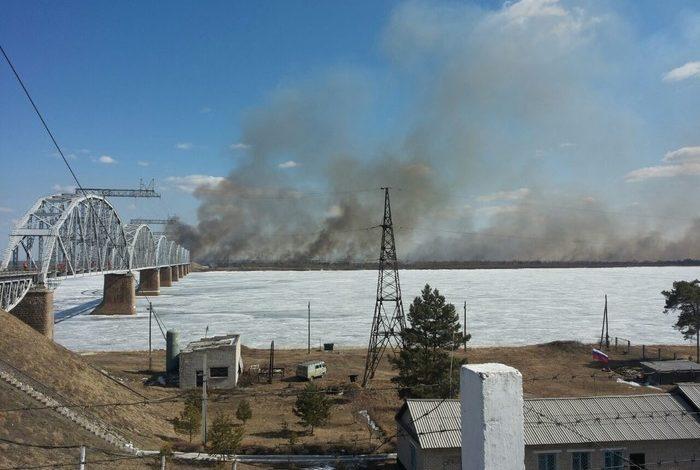 Как обезопасить себя от сезонного дыма в Хабаровске