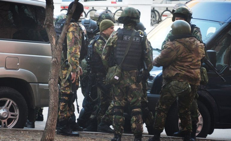 Отголоски стрельбы в ФСБ в Хабаровске: найдено 12 единиц оружия из ограбленного тира