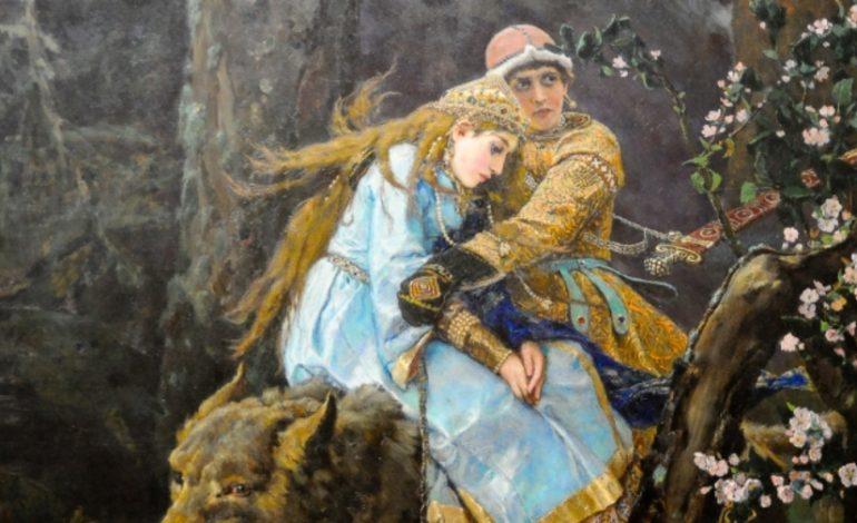 А сказка-то для взрослых: Куда Иван-царевич Серого волка гонял