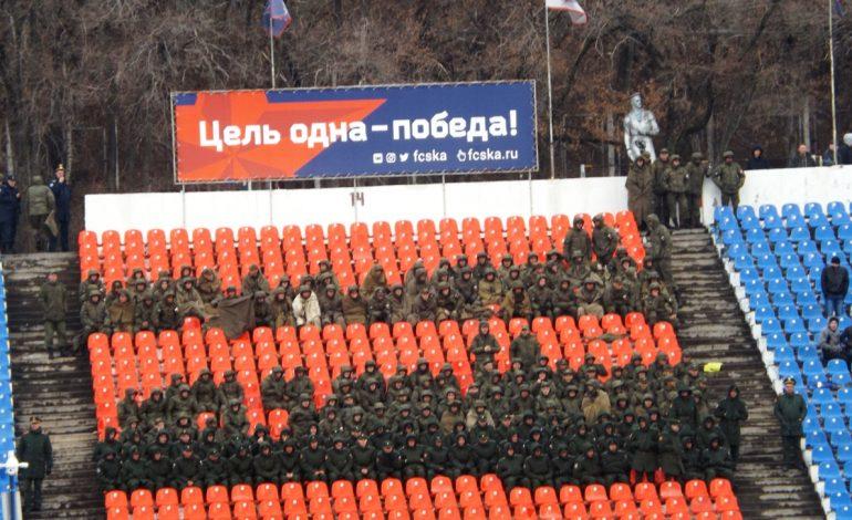 Хабаровские армейцы обыграли питерский «Зенит» по пенальти