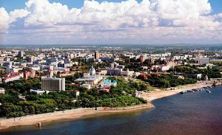 Хабаровск. На год старше — на год лучше