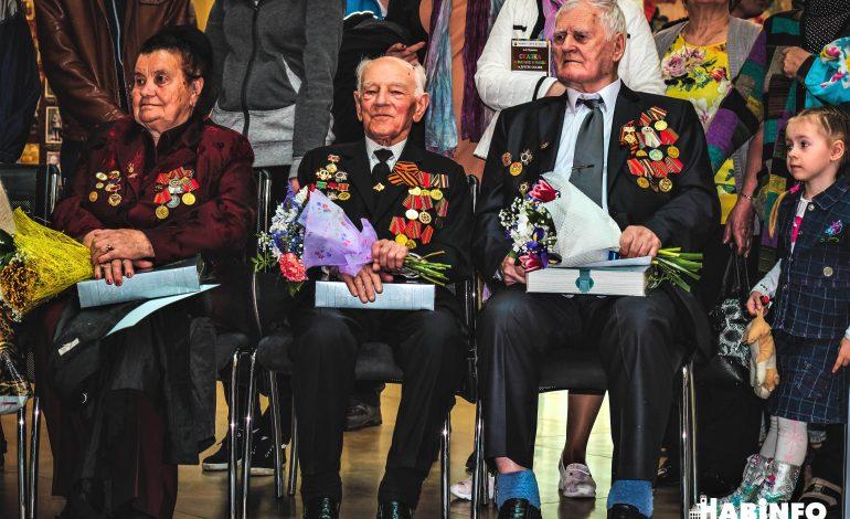 Спасибо деду за Победу: ветеранов войны поздравили с праздником (ФОТО;ВИДЕО)