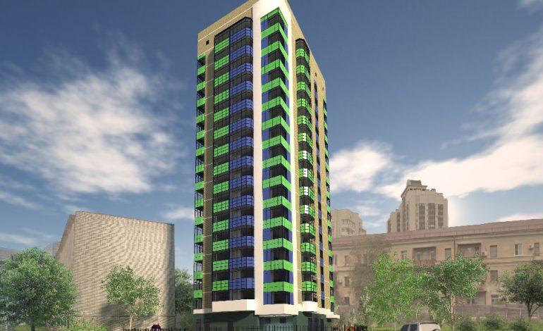 19 этажей комфорта в центре Хабаровска