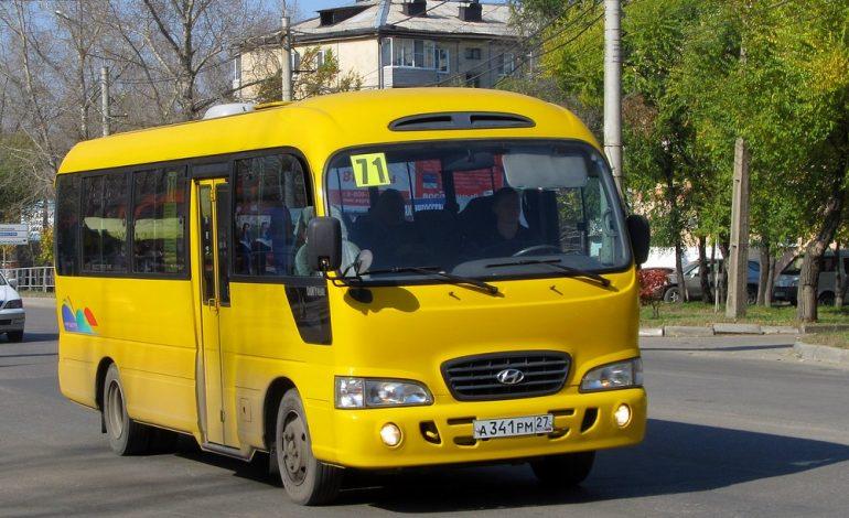 Трудности проезда в автобусах маршрутов 40 и 71