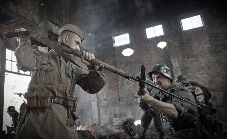 Хабаровские пехотинцы «приняли бой» под Москвой
