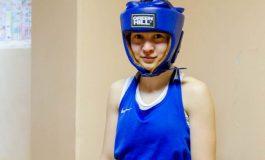 Турнир по боксу в Хабаровске: на ринге 19-летняя Кристина