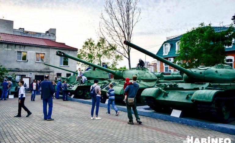 Военно-исторический музей открыл свои двери для хабаровчан