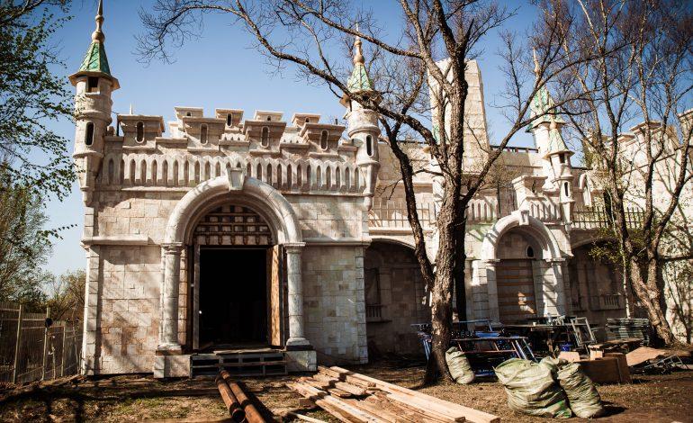 В Хабаровске появится средневековый замок