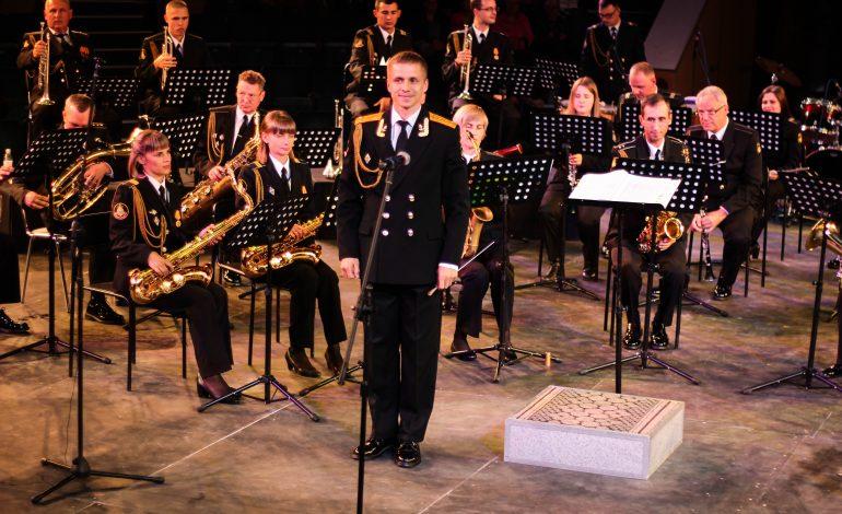 Международный фестиваль военных оркестров стартовал в Хабаровске