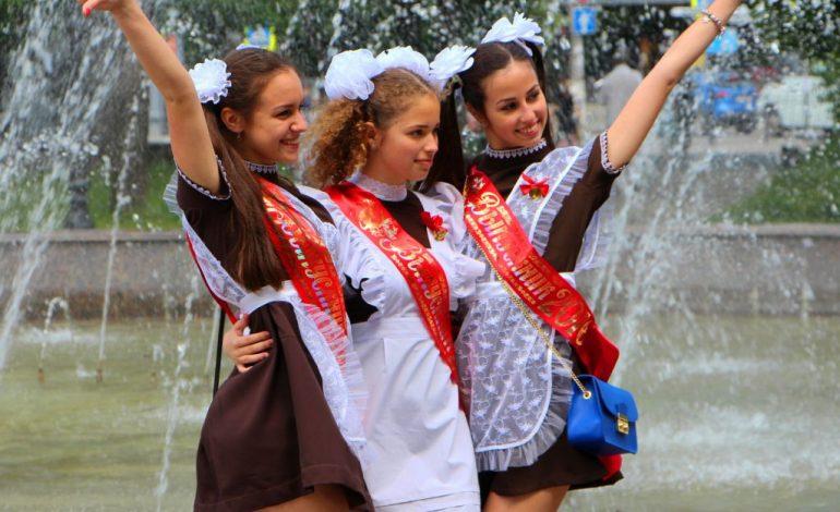 «Последние звонки» прозвучат для 16 тысяч выпускников в Хабаровском крае