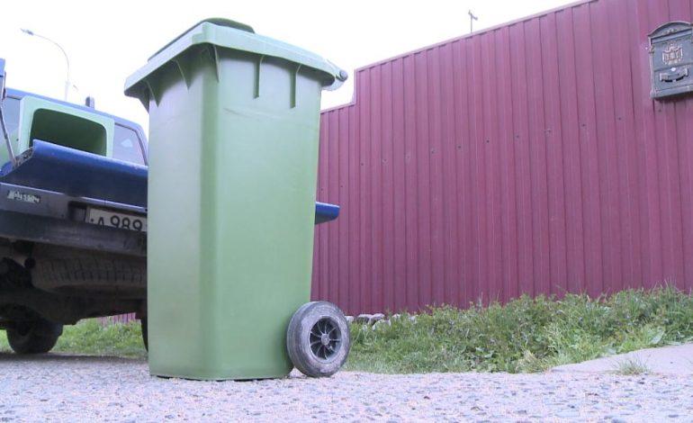 Жителям частного сектора предложили платить за свой мусор