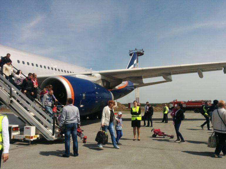 аварийный самолет Аэрофлота компенсация