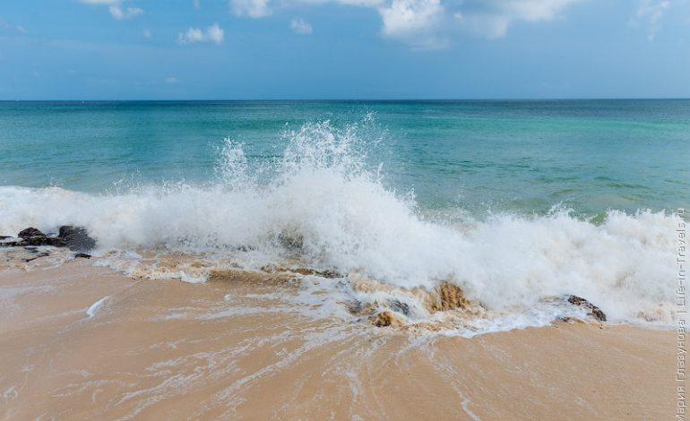 Путешествуем по Приморью. Пляж Волна