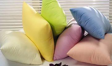 Как выбрать подходящую именно для вас подушку