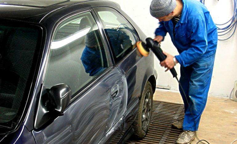 Хабаровчане «заливают» свои автомобили жидкой резиной