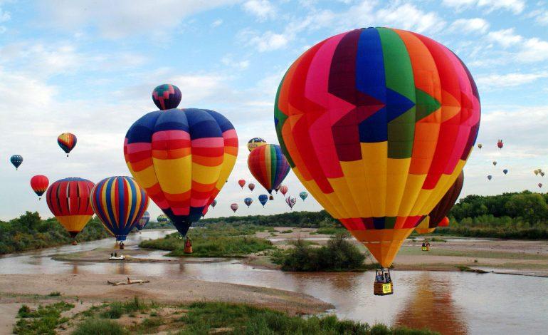 День чистой посуды и День полетов на воздушном шаре