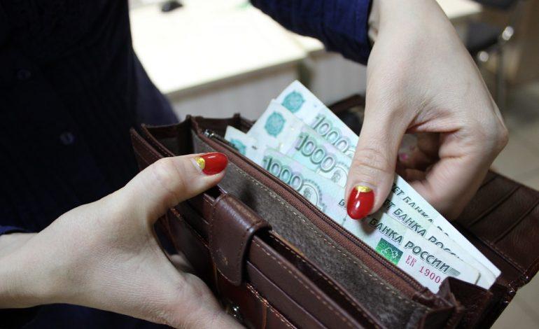 Работодатели задолжали россиянам три миллиарда рублей