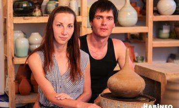 Волшебная глина: секреты гончарного мастерства открыла семья Пелёнкиных