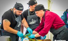 Битва поваров: фестиваль барбекю прошёл в Хабаровске