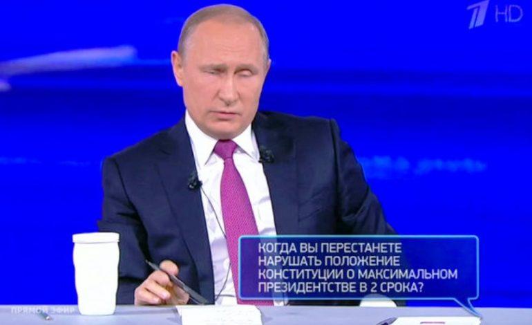О чём не сказал Путин: разговор дальневосточника с телевизором