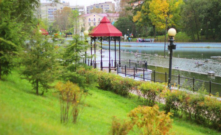 Маршрут выходного дня: живописные парки Хабаровска