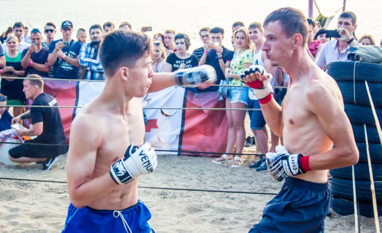 Уличные бои на «Дельфине»: первая «Стрелка» состоялась в Хабаровске (ФОТО)