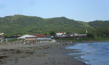 Путешествуем по Приморью: пляж Золотари