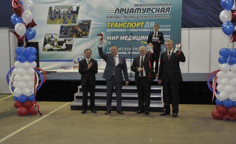 Лучшие образцы российской промышленности представят на ярмарке в Хабаровске