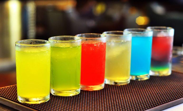 День Нептуна и День цветных напитков