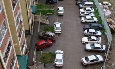 Вас здесь не стояло: как хабаровчане делят парковки