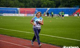 На старт идут одни старики: спартакиада пенсионеров прошла в Хабаровске